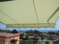 Tenda da sole da esterno: a bracci
