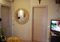 Porte da interno a battente in legno