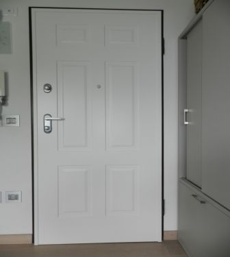 Pannello in legno per porta blindata