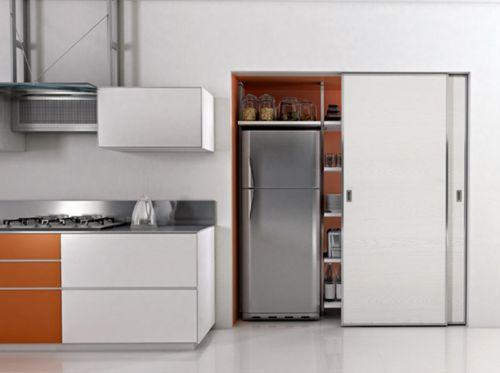 Porta interna scorrevole legno alluminio - Porta scorrevole interna ...