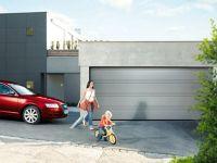Porta da garage sezionale
