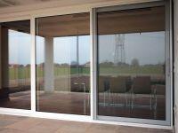 Infissi: finestra alzante scorrevole in legno