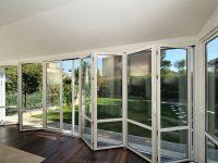 Veranda in alluminio a taglio termico